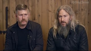 """We are still ascending the mountain"": Mastodon Talks Maturing As a Band"