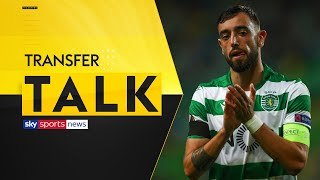 Is Bruno Fernandes the solution to Manchester United's problems? | With Flex Utd | Transfer Talk
