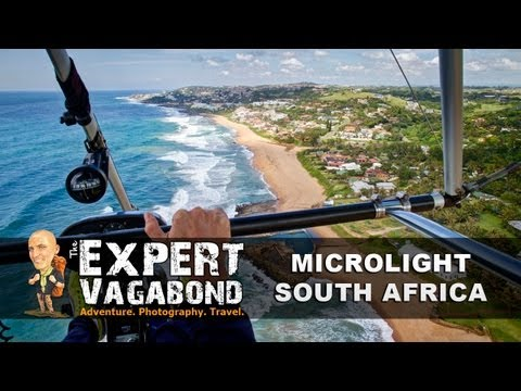 Microlight Flight: South Africa