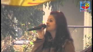 Sergilia Popa in recital la Festivalul catlanelor