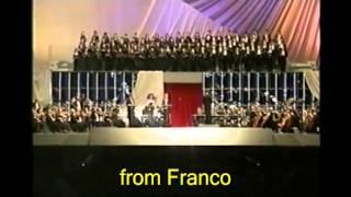 BE MY LOVE - Diana Ross, P.Domingo & J.Carreras live in Osaka-