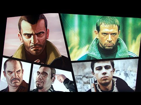 How GTA 4 Was Inspired By Russian Movies