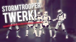 STORMTROOPER TWERK! // @ScottDW