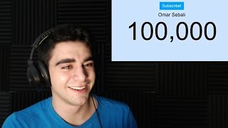 100,000 SUBSCRIBERS!!!!!! (LIVE STREAM COUNTDOWN!)