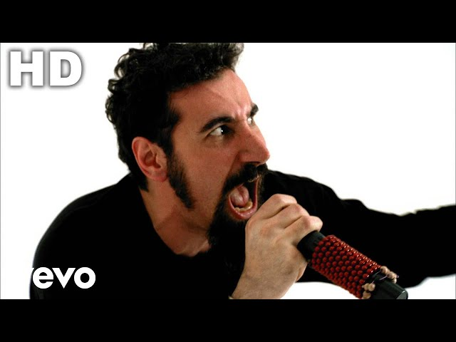 Video de Toxicity de System of a Down
