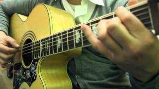Magnifico - Christine D'Clario - Fingerstyle Guitar (Cover) (HD)