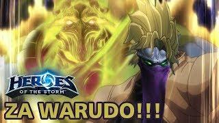 Heroes of the Storm: Zeratul Za Warudo