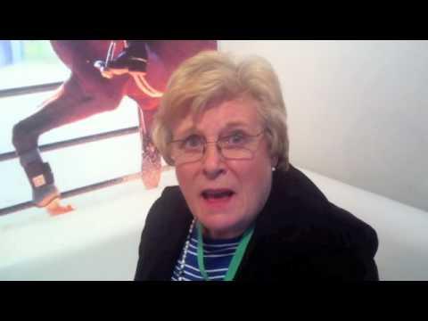 Marjorie Dean at STTIC 2012