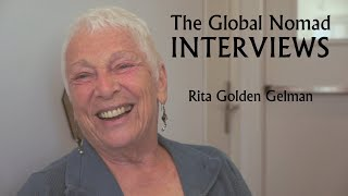 The Global Nomad Interviews Rita Golden Gelman