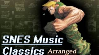 Guile Theme (Street Fighter 2) - Reworked, Remastered, Arranged Cover