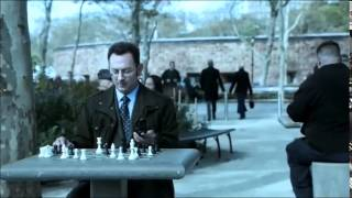 Harold Finch VS. Machine (Chess)