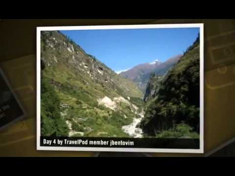 """Pics from Around Annapurna trek"" Jbentovim's photos around Pokhara, Nepal (bouldering pokhara)"
