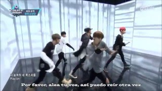 BTS ~ Save Me live (Sub Español)