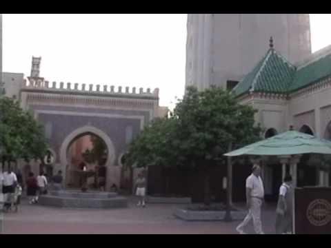 Epcot's Morocco Pavilion