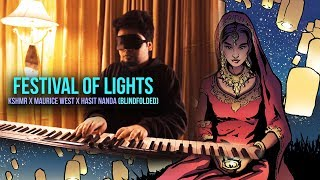 KSHMR & Maurice West - Festival of Lights (BLINDFOLDED PIANO)