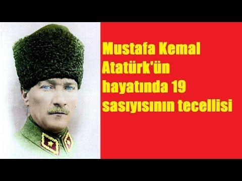 Edip Yüksel (T) Mustafa Kemal Atatürk'ün Hayatındaki 19 Sayısı