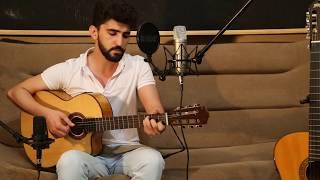 Kamil Samedli - Ayrilik zor (gitar cover) - live
