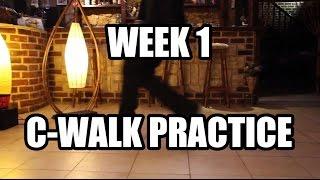 WEEK 1 : C-WALK PRACTICE