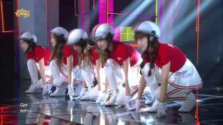 [HOT] Crayon Pop - Bar Bar Bar, 크레용 팝 - 빠빠빠 Music core 20130622