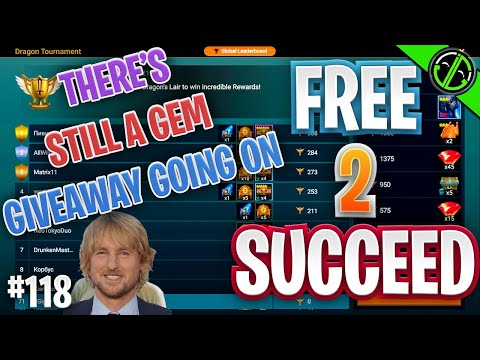 This Fusion Was EASY! Also, Gem Giveaway! | Free 2 Succeed - EPISODE 118