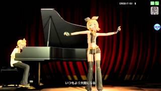 [VOCALOID 3 cover] On The Rocks-Kagamine Rin, Kagamine Len