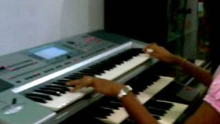 Kangal Irandal(Subramanipuram) Instrumental on keyboard