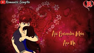 Bheegi Bheegi Raaton Mein Whatsapp Status Video | Sanam | Romantic Song4u