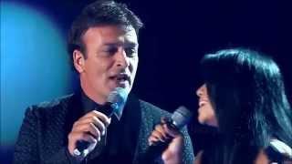 Anggun ft. Tony Carreira - La Neige Au Sahara at World Music Awards 2014