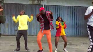 Mr Eazi ft Tekno - Short Skirt Dance Video by Westsyde