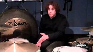 Zildjian In the Kit - Ian Matthews (Kasabian)