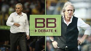 CBF quer conversar com Jorge Jesus, diz jornal | BB Debate