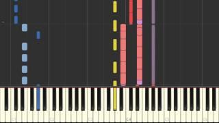 Catch & Release (Deepend Remix) / Matt Simons (instrumental version + tutorial)