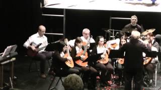 Opera Flamenca (Luis Araque Sancho)  Orquesta de  Pulso y Púa Astudillana
