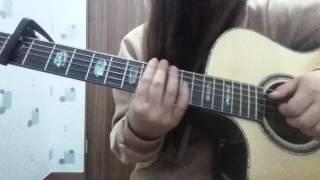 노래하는영서 - 스물셋 cover 영상 (원곡 - 아이유)