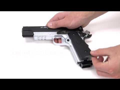 Video: Sig Sauer Max Michel 1911CO2 Air Pistol | Pyramyd Air