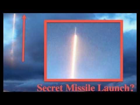 Navy Denies Launching Secret Missile Test In Washington State