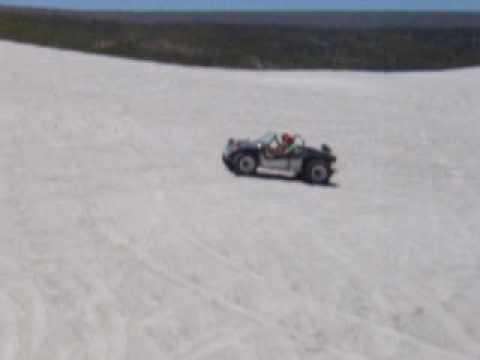 Beach Buggy Fun in the dunes…