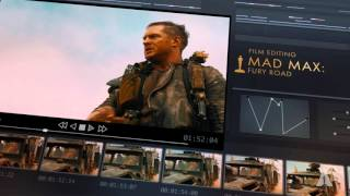 """Mad Max: Fury Road"" wins for Film Editing"