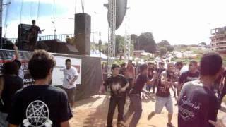 Mal Oculto  - La Tormenta - Live In Anapolis Metal 2012