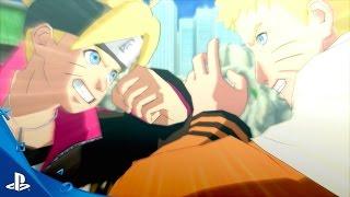Naruto Shippuden: Ultimate Ninja Storm 4 Road to Boruto - Announcement Trailer | PS4