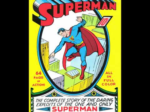 Adventures of Superman - Lois Lane's first radio appearance (1940)