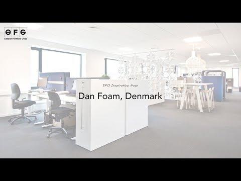 EFG Inspiration - Dan Foam in Årup Denmark