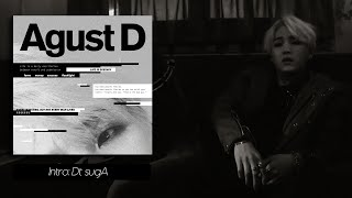 Agust D - Intro: Dt sugA feat. Dj Friz [Legendado PT-BR]