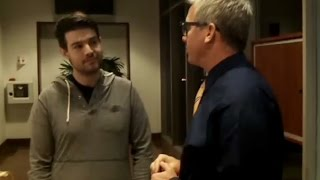 GRINDALL61 GETS CONFRONTED BY PYSCHO AGENDA 21 PLANNER. I WENT ATTACK DOG ON HIM.