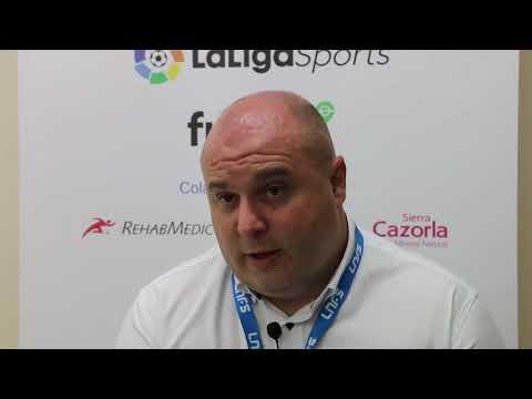 Manuel Del Salto:  Nos sentimos respaldados por la LNFS