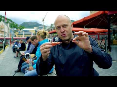 Mangez local à Bergen, une ville UNESCO de gastronomie