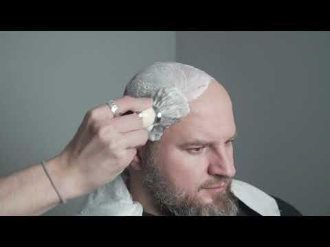 Традиционное бритье головы   / Relaxing Shave photo