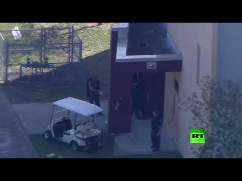 قتيل واحد على الأقل في إطلاق نار في مدرسة بولاية فلوريدا الأمريكية.. فيديو لإجلاء تلاميذ المدرسة