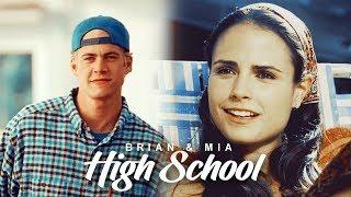 Brian & Mia High School