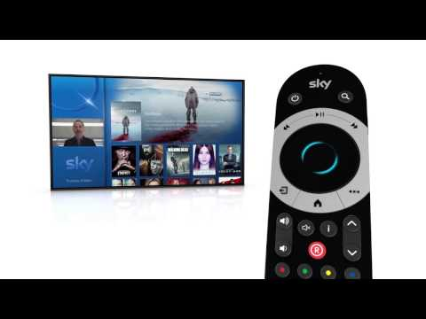 Using your Sky Q Touch remote - Sky Help